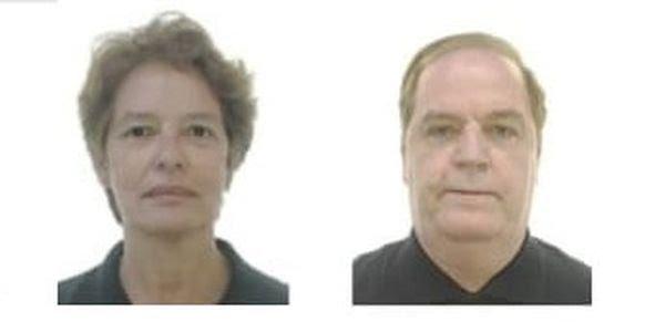Médico urologista Paulo Oliveira Cesar, que também é pastor da Missão, e a esposa, Raquel Heringer Cesar foram encontrados mortos em apartamento em Vila Velha. Crédito: Reprodução/TV Gazeta
